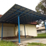 Kanopi Gudang Kementerian Pendidikan dan Kebudayaan 1