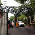 Kanopi Pintu Keluar Irjen Kementerian Pendidikan dan Kebudayaan 3