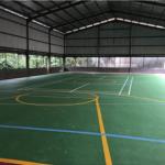Sarana Olahraga Fakultas Kedokteran dan Ilmu Kesehatan UIN Syarif Hidayatullah 1